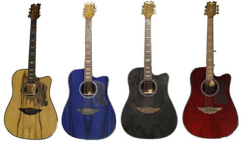 About Keith Urban Guitars