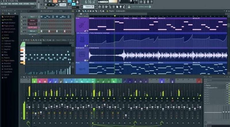 Features Fl Studio 12
