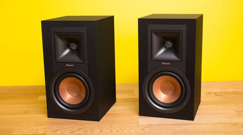 Features Klipsch R 15M Reviews
