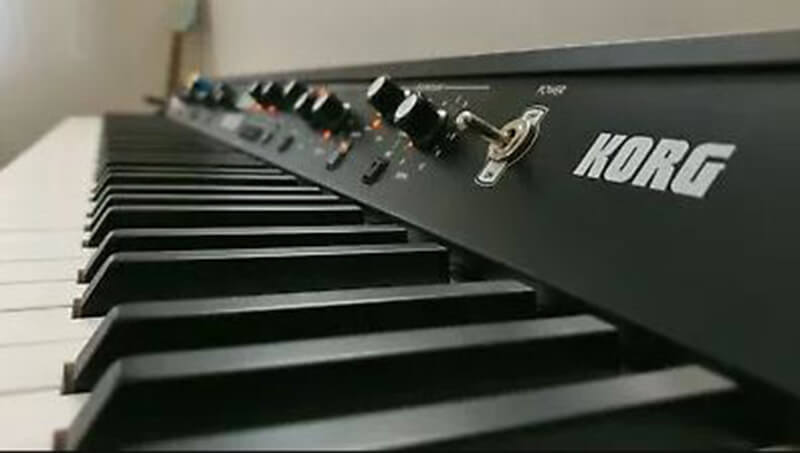 Features Korg Sv 1