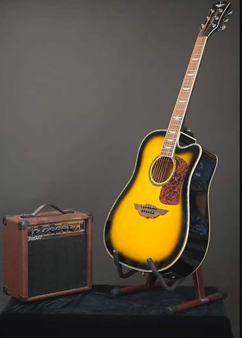 Keith Urban Guitar Review
