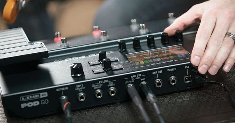 Line 6 Helix Review