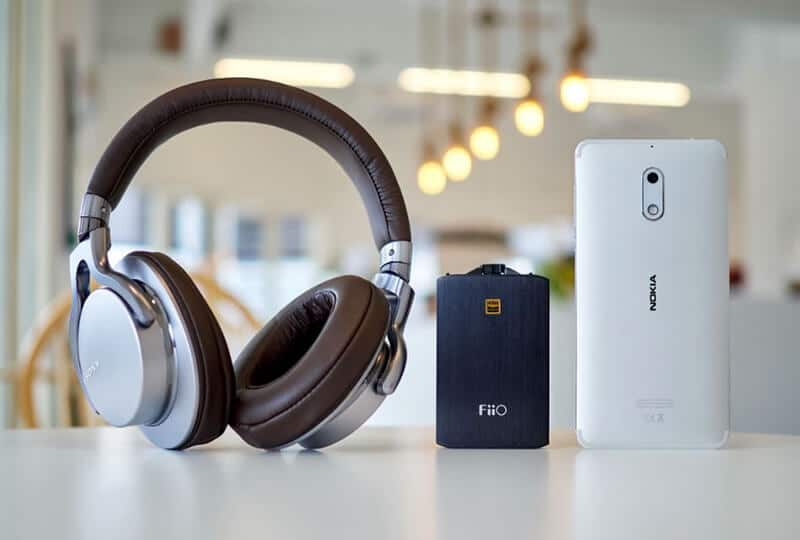Looks and Build Quality Fiio A3