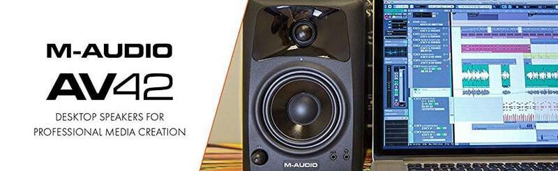 M Audio Av42 Reviews Design