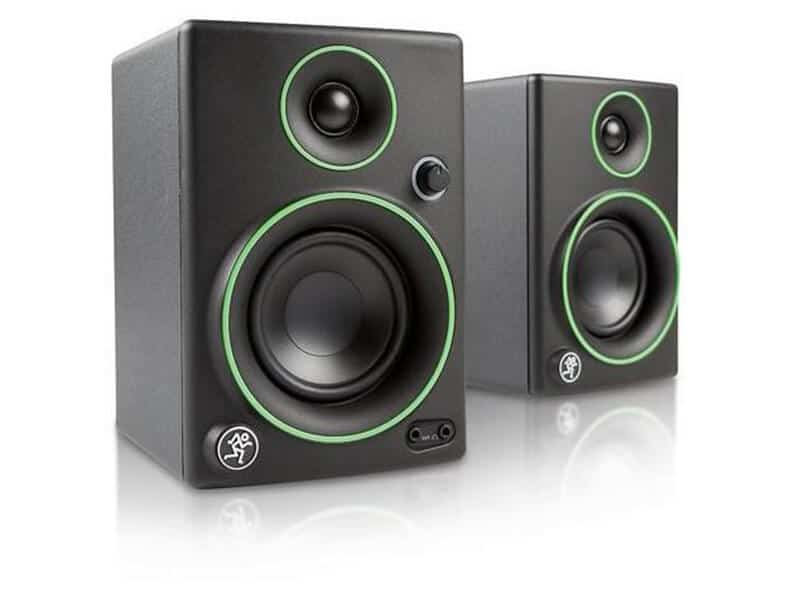 Mackie Cr3 Review Features