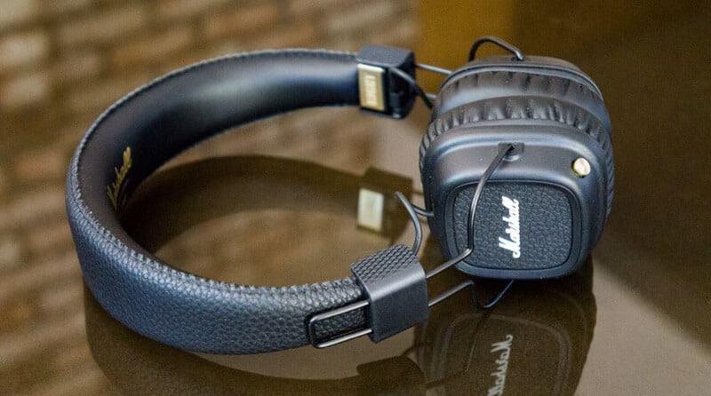 Marshall Major 2 Bluetooth Review Design