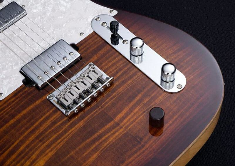 Michael Kelly Guitars Hybrid 55 Review Features