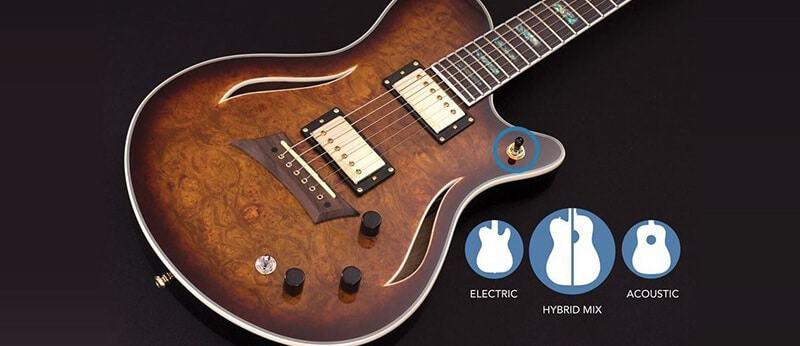 Michael Kelly Guitars Hybrid 55 Review