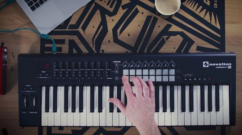 Novation Launchkey 49 Reviews The Build