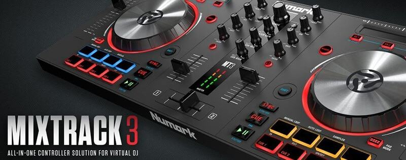 Numark Mixtrack Pro 3 Reviews 2021 Top Full Guide