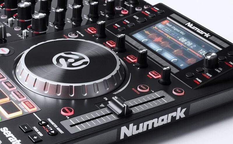 Numark Nv Reviews Build Quality & Design
