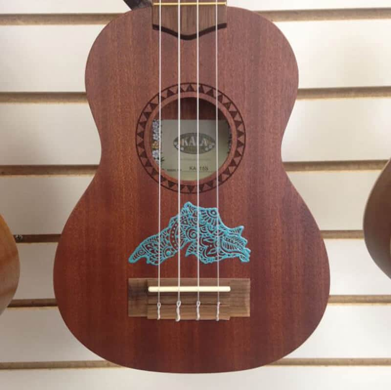 Playability ukulele 15s