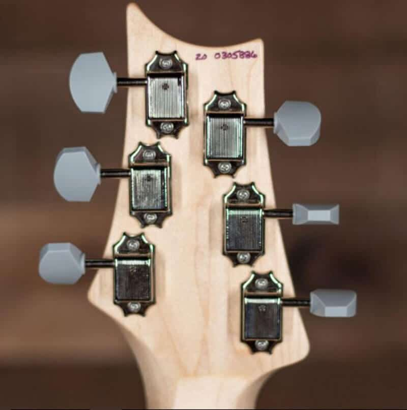 Prs Silver Sky Reviews The Look