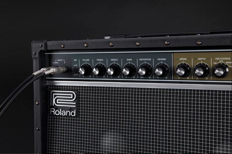 Roland Jazz Chorus 40 Review Features