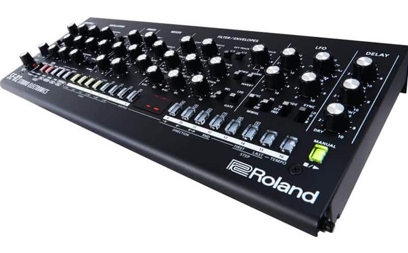 Roland Se-02 Review Technology
