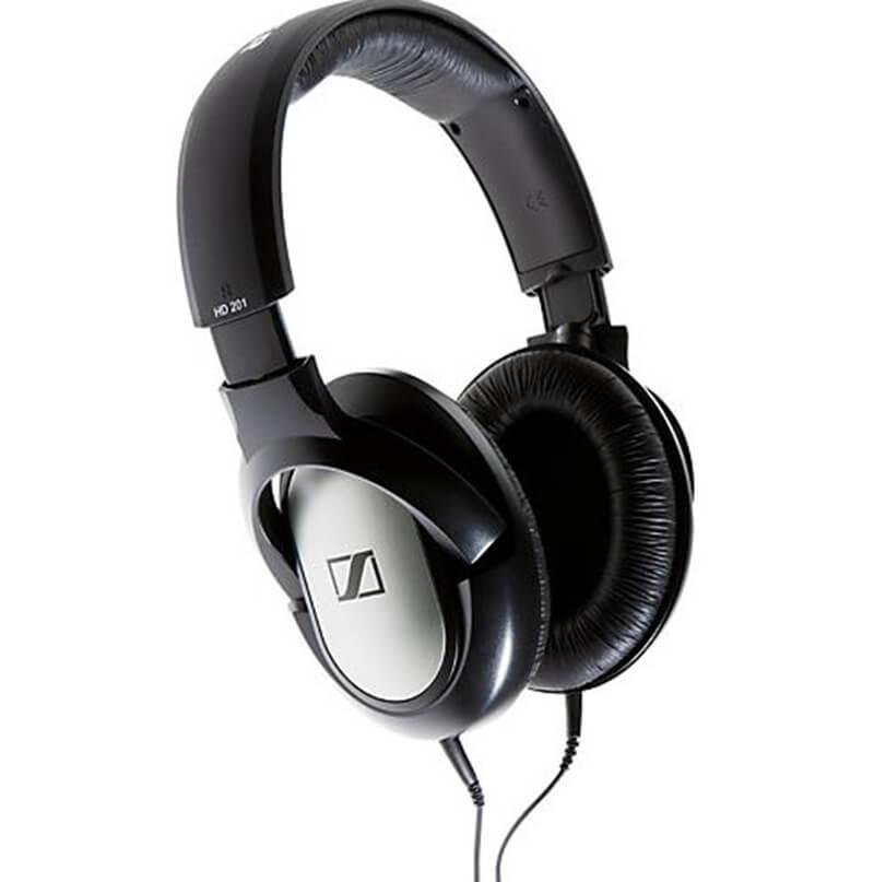 Sennheiser HD 201 Lightweight Over Ear Headphones Review