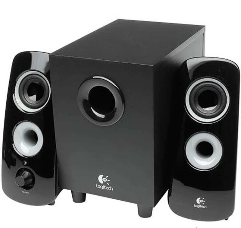Sound Logitech Z323