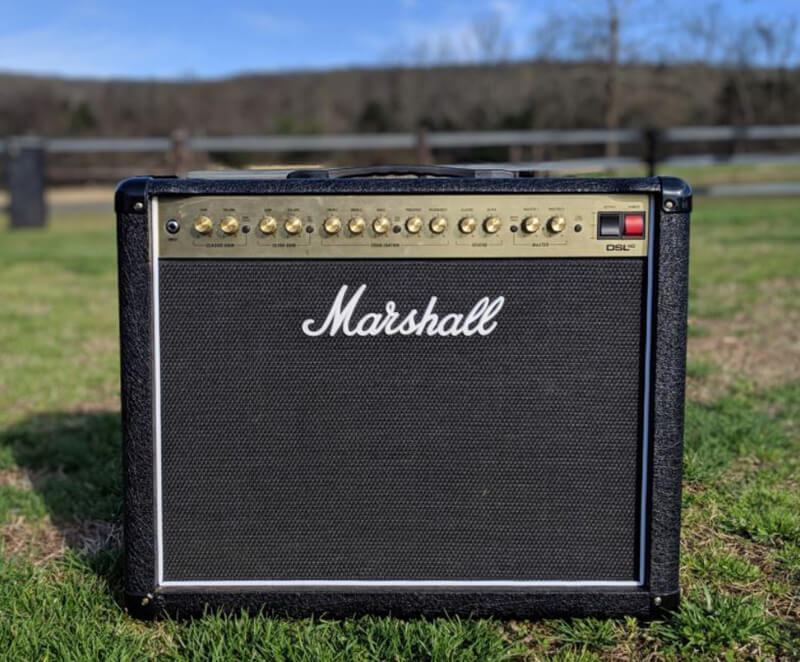 Marshall DSL40CR Review 2021 Top Full Guide