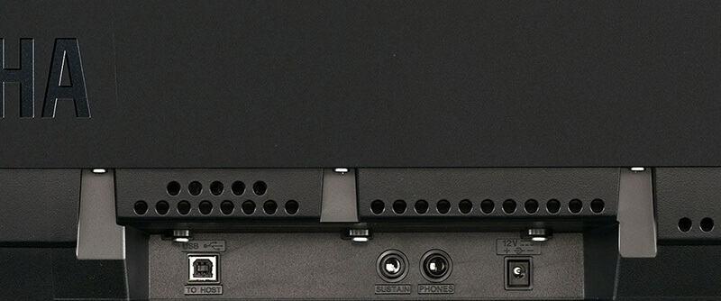 Yamaha P45 Review Design
