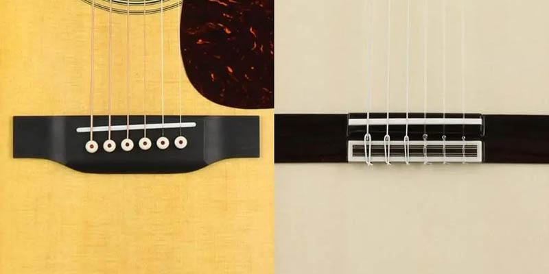 Additional Differences Between the Steel String and Classical Guitars