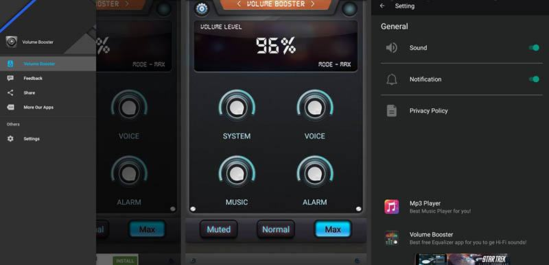 Boost the Volume in Your Music App