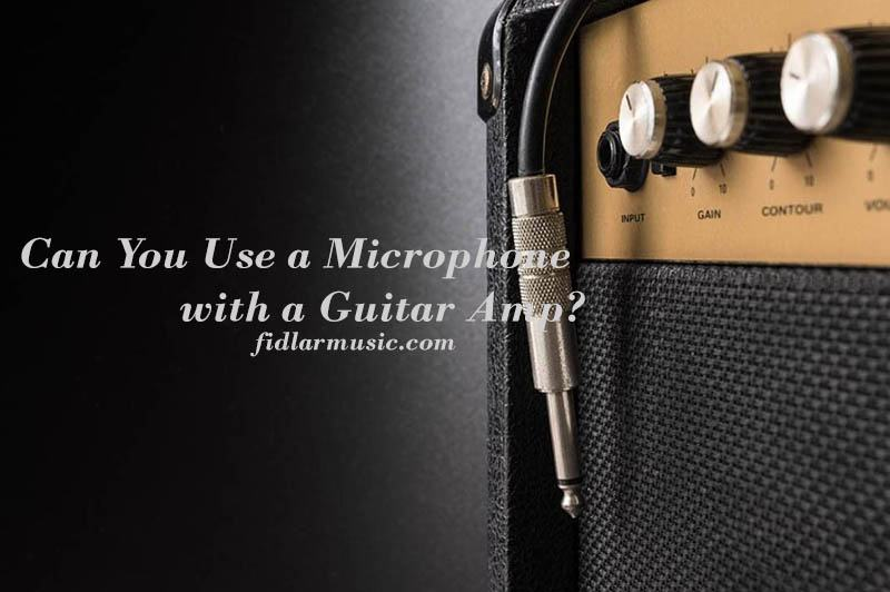 Can You Use a Microphone with a Guitar Amp 2021 Best Reviews