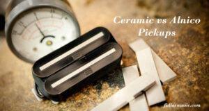Ceramic vs Alnico Pickups 2021 Best Reviews