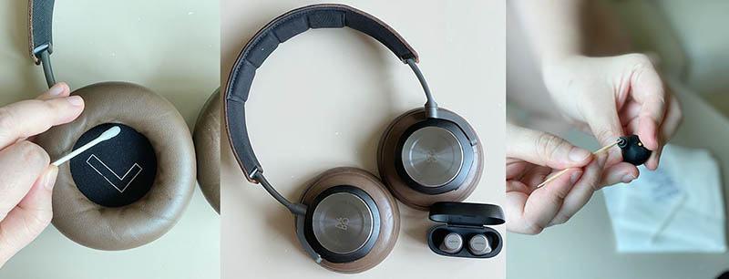 Clean Your Headphones