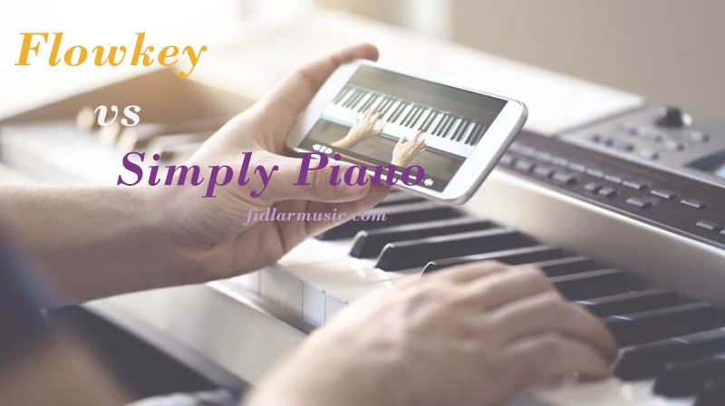 Flowkey vs Simply Piano 2021 Best Reviews