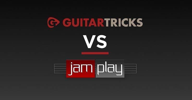 Guitar Tricks vs JamPlay 2021 Best Reviews