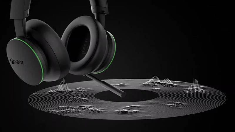 Headphones compatible with Xbox Wireless