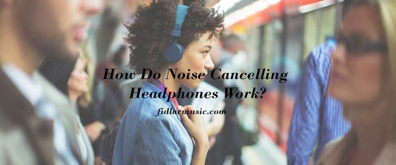 How Do Noise Cancelling Headphones Work 2021 Best Reviews