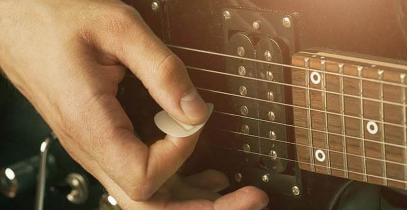 How To Strum The Guitar