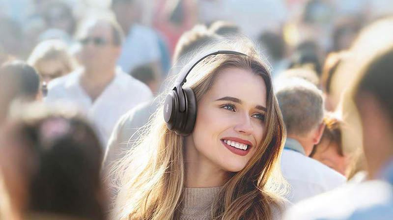 How Your Headphones Cancel Outside Noise