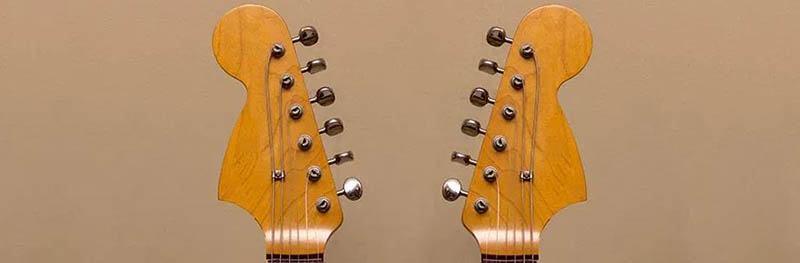Left Handed Guitar Vs Right-Handed Guitar