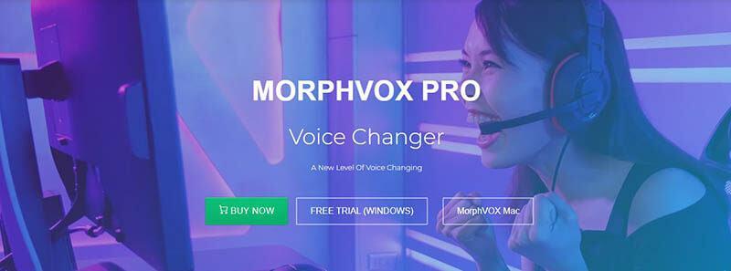 Morph Vox