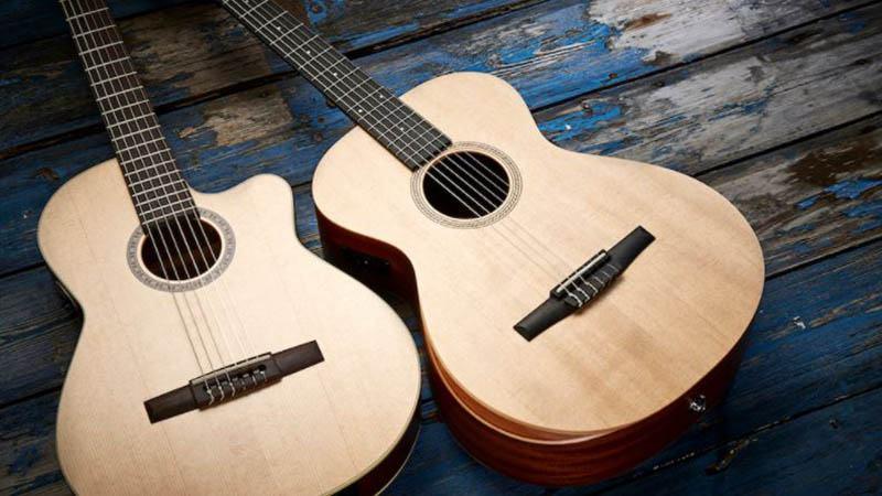 Nylon Vs. Steel String Guitar Neck