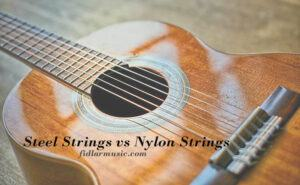 Steel Strings vs Nylon Strings 2021 Best Reviews