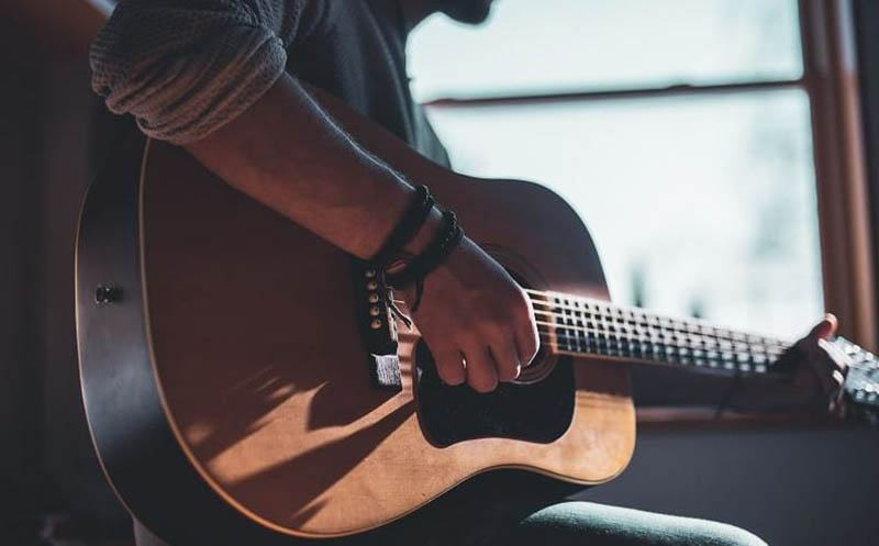Step By Step Tuning A Guitar By Ear
