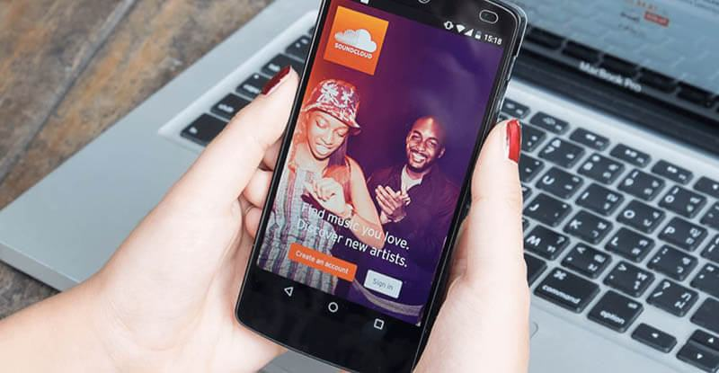The Best Way To Play Audio From Soundcloud In Your Story