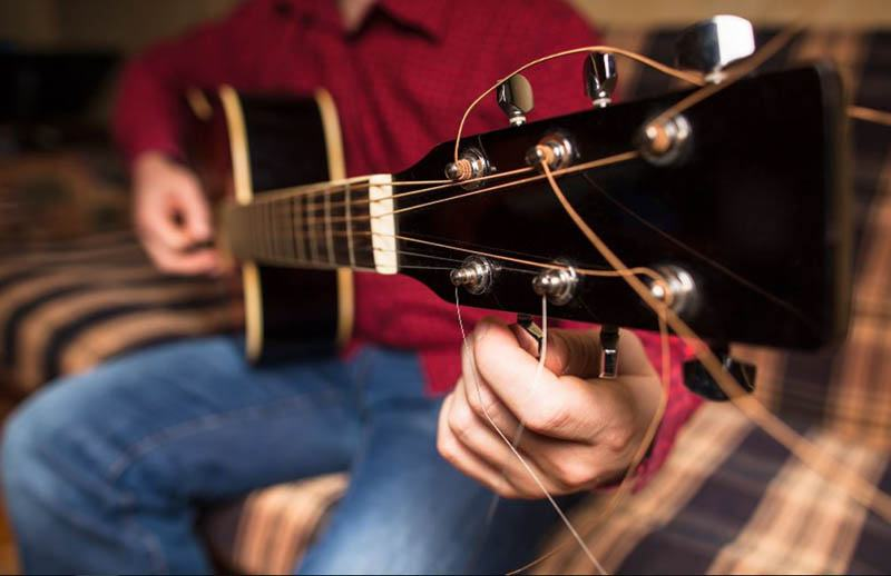 What's Standard Guitar Tuning