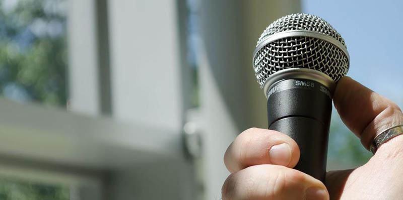 Analog Microphones