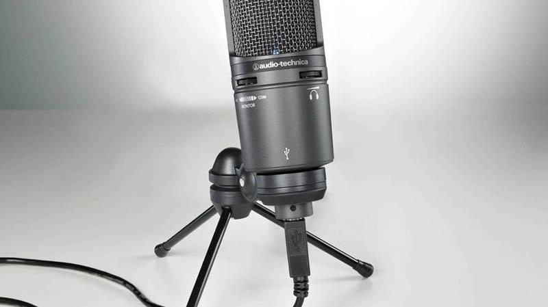 Audio Technica 2020USB+ Microphone
