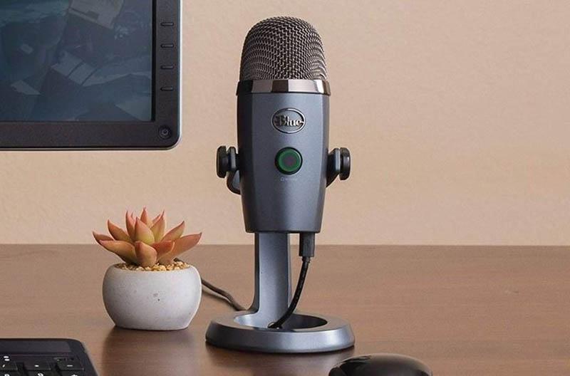 Build Quality Audio Technica AT2020 vs Blue Yeti