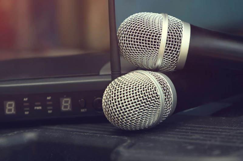 Digital Wireless Microphone