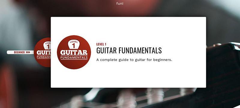 Guitar Tricks Vs. Fender Play Beginner Lessons