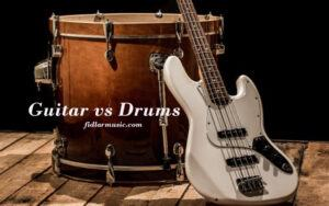 Guitar vs Drums Which Is Right for You