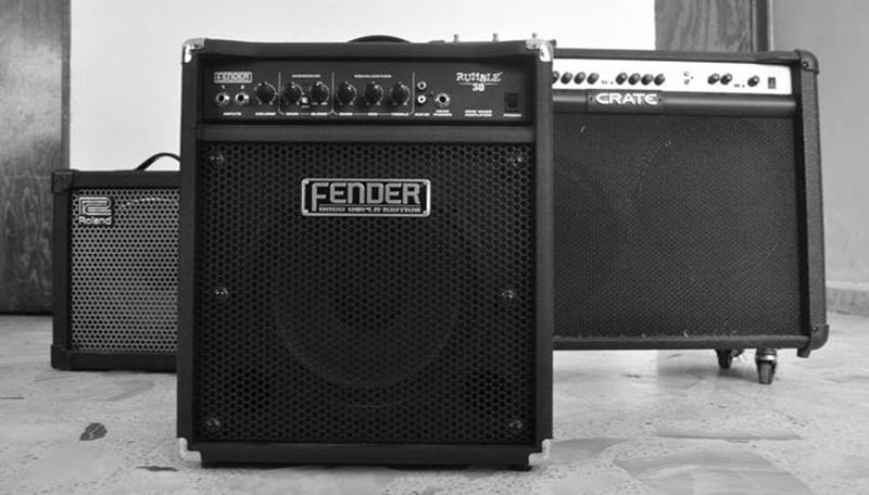 How Guitar Amps Difference