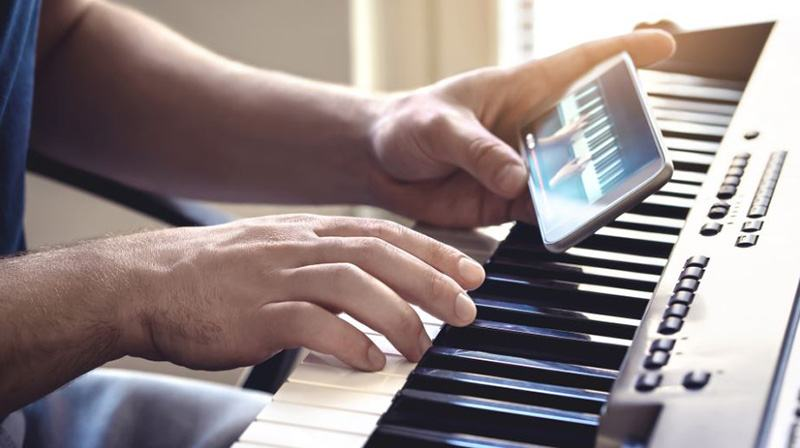 Keyboard And Device Compatibility Piano Marvel