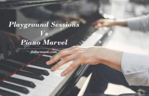 Playground Sessions Vs Piano Marvel 2021 Which Is Better